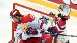 Воскресенье. Хельсинки. Россия - Чехия - 3:4 Б. Россияне уступили чехам в серии буллитов.