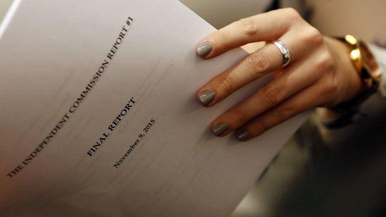 Сегодня. Женева. Отчет ВАДА. Фото Reuters