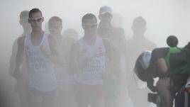 На российскую легкую атлетику брошена тень.