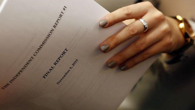 Вчера. Женева. ВАДА обнародовала доклад по России. Фото Reuters