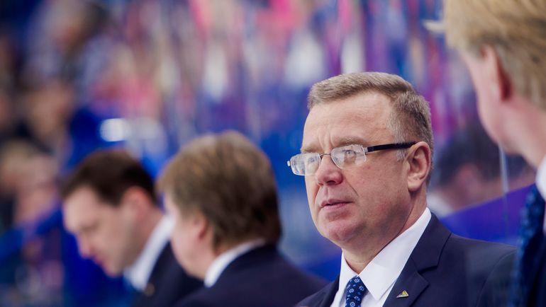 Игорь ЗАХАРКИН. Фото photo.khl.ru