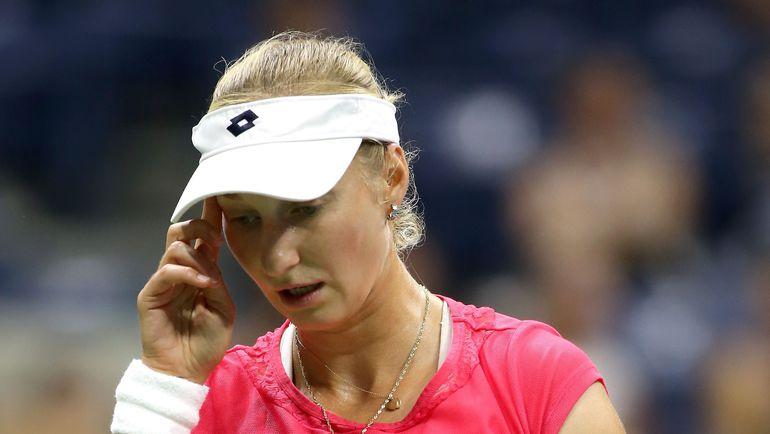 Екатерина МАКАРОВА: быть ли финалу? Фото AFP