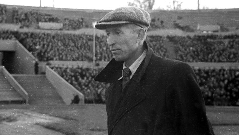 1950-е. Михаил ЯКУШИН. Фото Олег НЕЕЛОВ