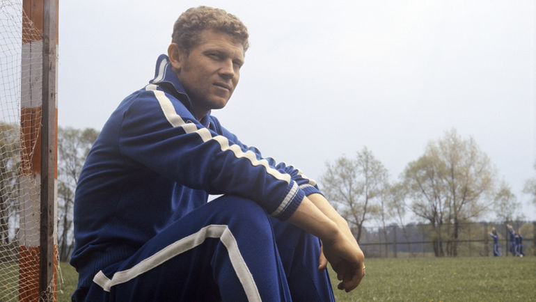 1971 год. Анатолий БАНИШЕВСКИЙ. Фото Юрий СОМОВ/РИА Новости