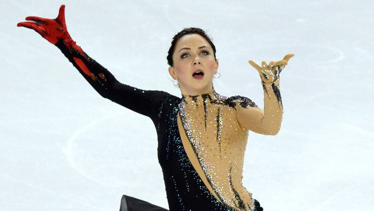 Пятница. Бордо. Елизавета ТУКТАМЫШЕВА. Фото AFP