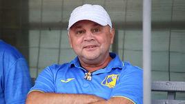 Главный тренер дублирующего состава