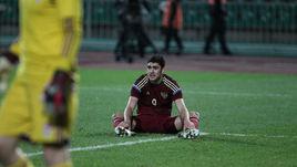Рамиль ШЕЙДАЕВ и молодежная сборная России потерпели третье поражение в отборочном турнире Euro-2017.