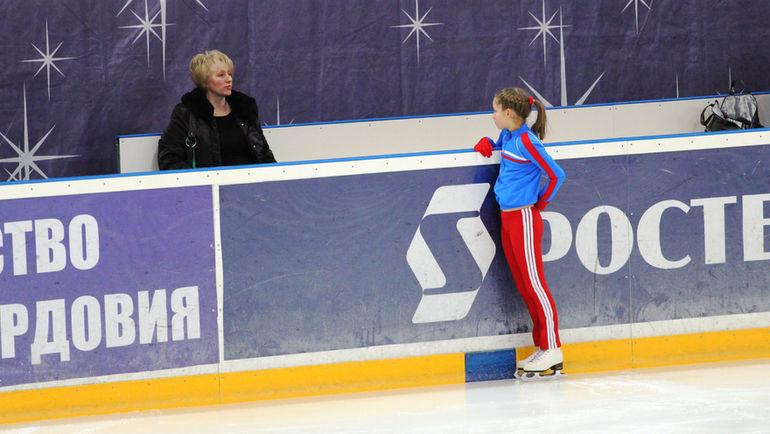 Даниэла и Юлия ЛИПНИЦКИЕ. Фото Юлия КОМАРОВА