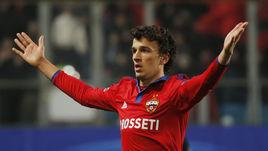 Роман ЕРЕМЕНКО в этом году уже не поможет ЦСКА.
