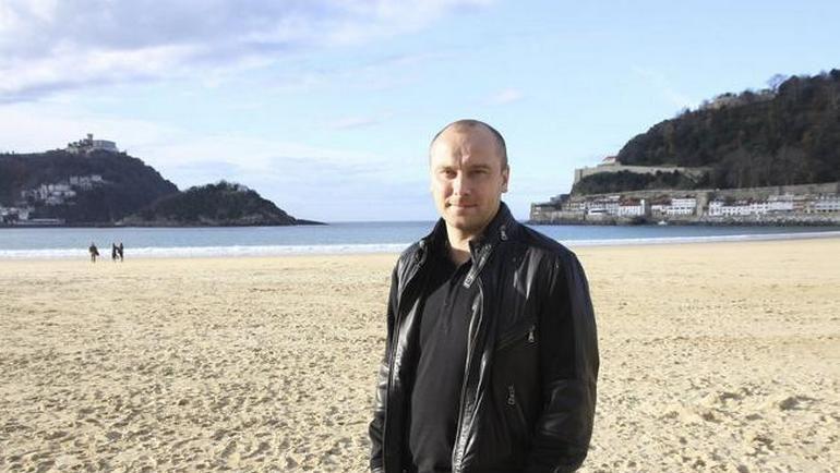 Дмитрий ХОХЛОВ в Барселоне. Фото mundodeportivo.com