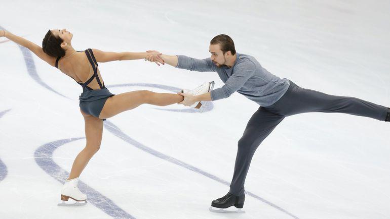 Суббота. Москва. Ксения СТОЛБОВА и Федор КЛИМОВ. Фото Reuters