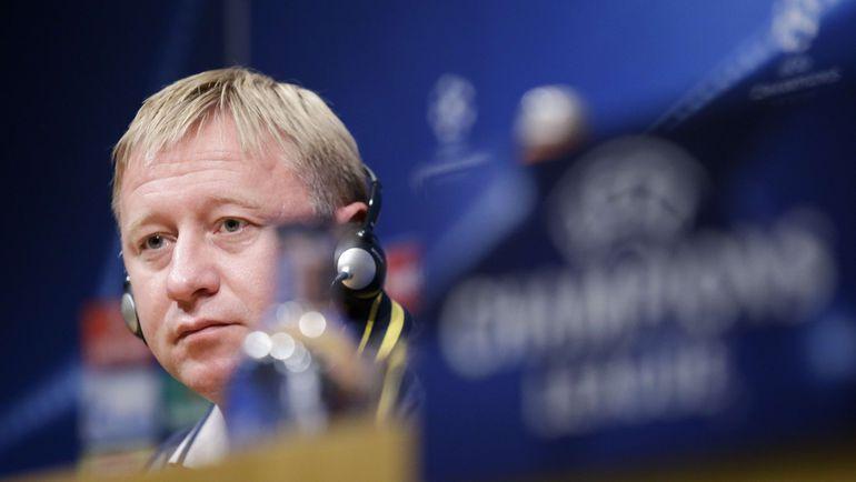 Александр ЕРМАКОВИЧ. Фото AFP