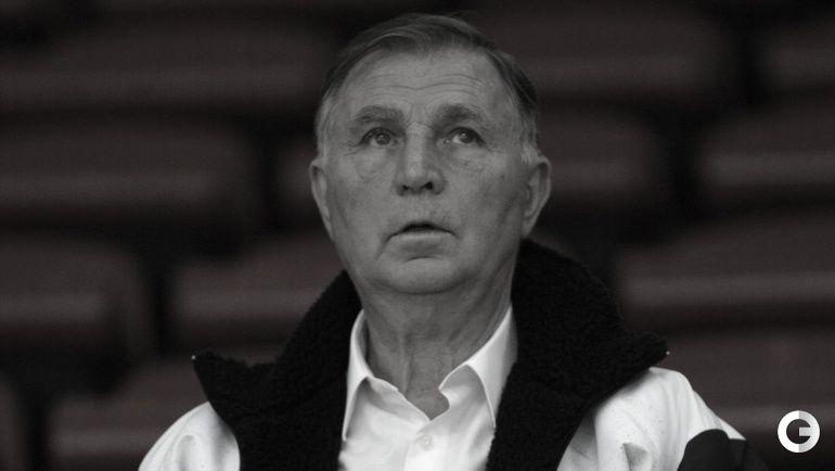 Виктор ТИХОНОВ - легенда отечественного хоккея.