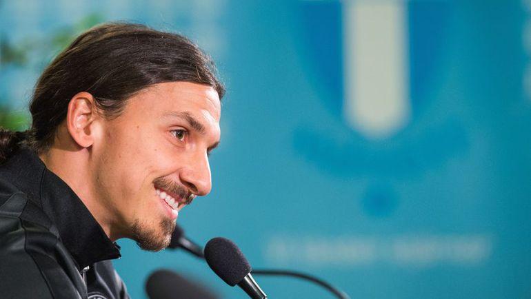 Златан ИБРАГИМОВИЧ вернулся домой. Фото REUTERS