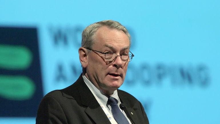 Глава комиссии ВАДА Ричард ПАУНД. Фото AFP
