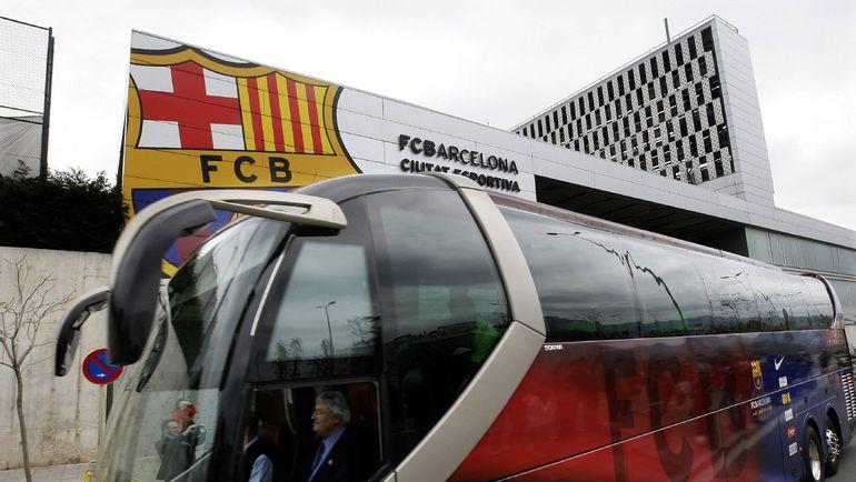 """В апреле 2010-го """"Барселона"""" поехала в Милан на полуфинал ЛЧ с """"Интером"""" с ночевкой в Каннах. Фото Reuters"""