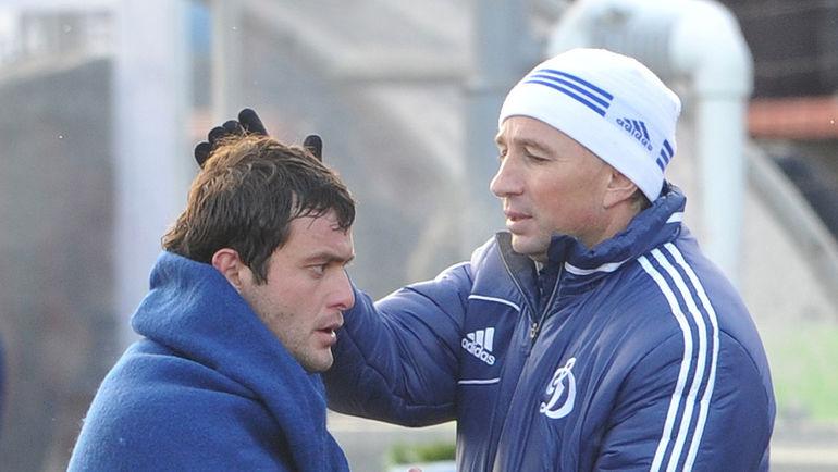 Алан КАСАЕВ и Дан ПЕТРЕСКУ. Фото Татьяна ДОРОГУТИНА