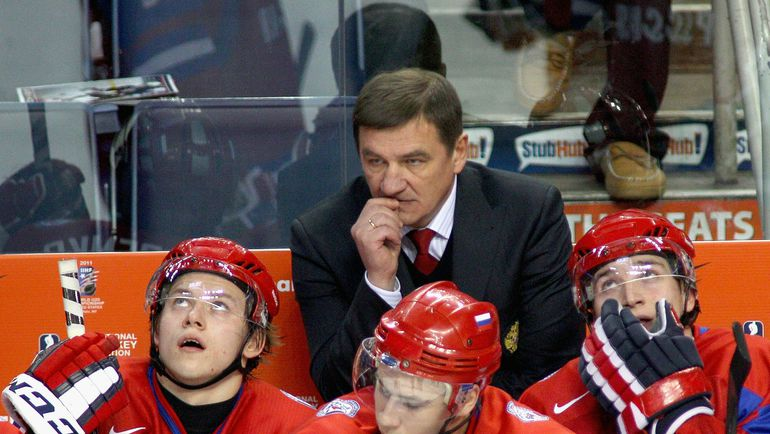 Без Валерия БРАГИНА невозможно представить молодежный хоккей в России. Фото REUTERS