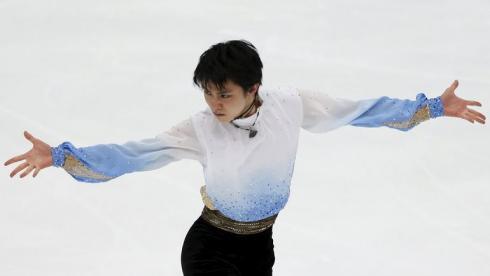 Японский хрусталь.  Феноменальный рекорд Ханю - 106,33!