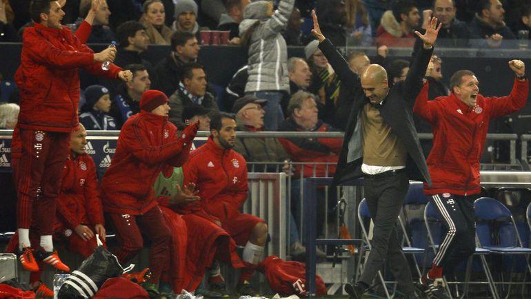 """В матче против """"Герты"""" """"Бавария"""" Пепа ГВАРДЬОЛЫ продолжит свое победное шествие по бундеслиге. Фото Reuters"""