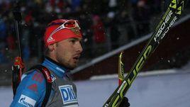 Лидер сборной России Антон ШИПУЛИН в первой гонке сезона не обошелся без штрафных кругов.