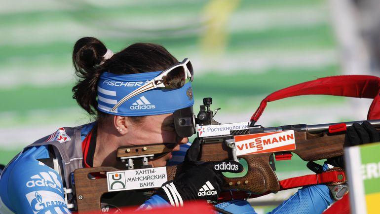 Светлана СЛЕПЦОВА предпримет очередную попытку вернуться в основной состав сборной России. Фото Reuters
