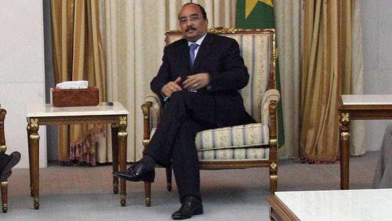 Президент Мавритании Мохамед Ульд АБДЕЛЬ АЗИЗ. Фото AFP