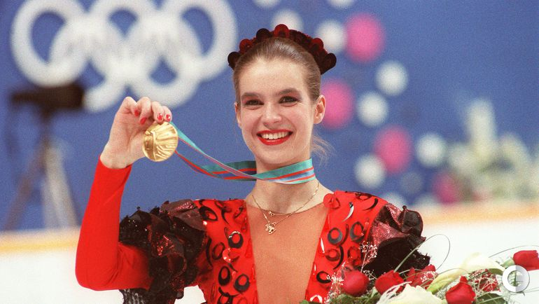 Катарина ВИТТ (Германия) - олимпийская чемпионка (1984, 1988); чемпионка мира (1984, 1985, 1987, 1988); чемпионка Европы (1983, 1984, 1985, 1986, 1987, 1988).
