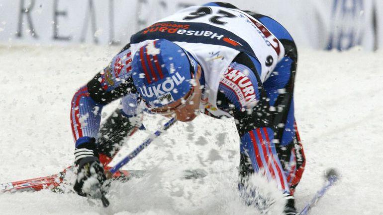 Андрей ПАРФЕНОВ. Фото REUTERS