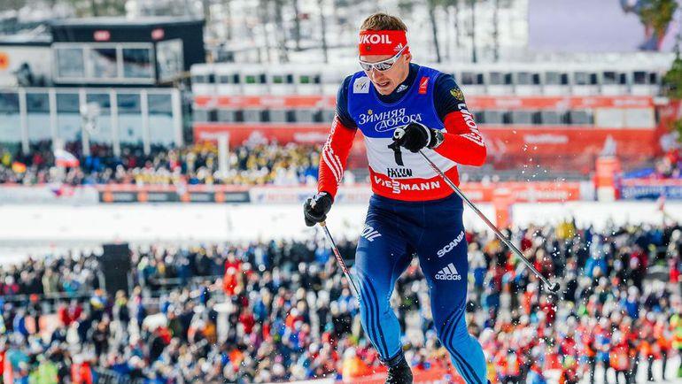 Андрей ПАРФЕНОВ на чемпионате мира-2015. Фото AFP