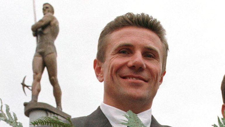 Сергей БУБКА удостоился памятника при жизни.