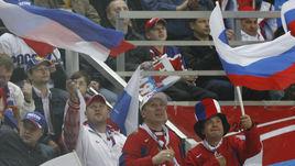 Россияне ждут чемпионат на своем льду.