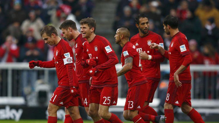 """""""Бавария"""" в 15-м туре сыграет в Менхенгладбахе. Фото REUTERS"""