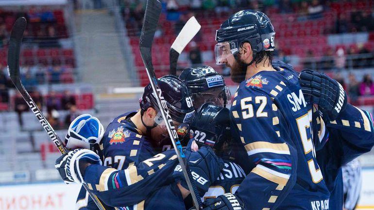 """Сегодня. Сочи. """"Сочи"""" - """"Салават Юлаев"""" - 7:5. О защите в этом поединке команды не думали. Фото ХК """"Сочи"""""""