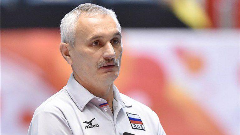 Юрий МАРИЧЕВ. Фото fivb.org