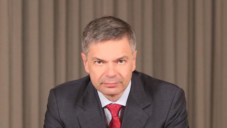 Президент Федерации гандбола России Сергей ШИШКАРЕВ. Фото rushandball.ru