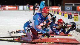 Алексей ВОЛКОВ принес сборной России единственную медаль на первом этапе Кубка мира в шведском Эстерсунде, завоевав бронзу в индивидуальной гонке.