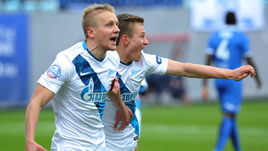 Игорь СМОЛЬНИКОВ (слева) и Олег ШАТОВ.