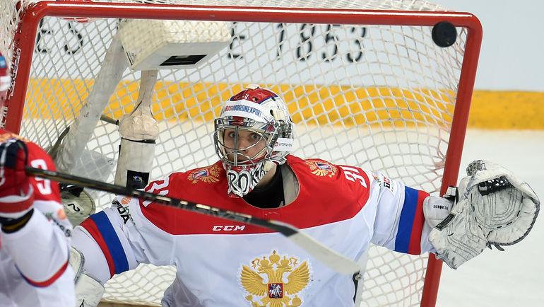 Илья СОРОКИН. Фото Владимир БЕЗЗУБОВ, REUTERS