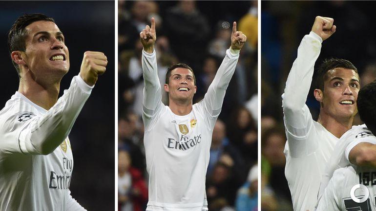 """Вторник. Мадрид. """"Реал"""" - """"Мальме"""" - 8:0. Криштиану РОНАЛДУ."""