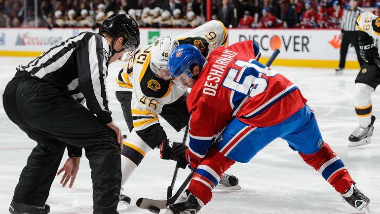 """Среда. Монреаль. """"Монреаль"""" – """"Бостон"""" – 1:3. Фото AFP"""