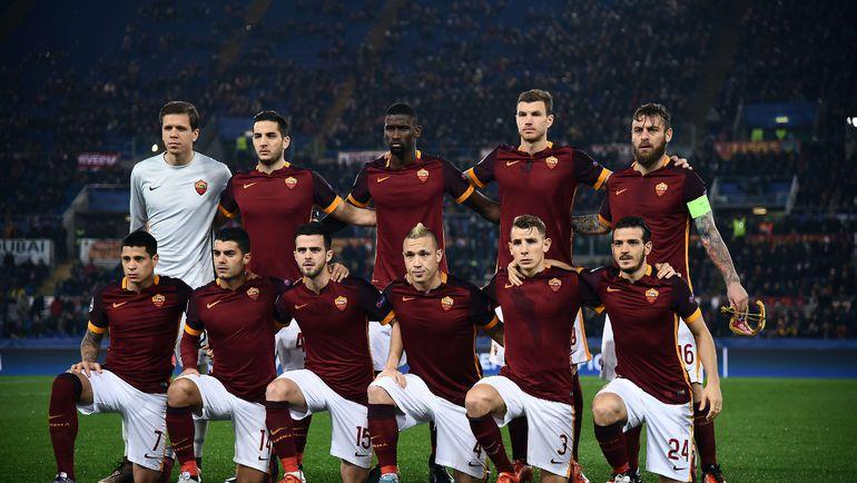 """""""Рома"""" в нынешнем сезоне далека от своей лучшей игры. Фото AFP"""