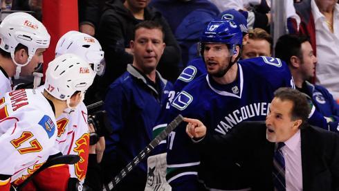 Тренеры НХЛ.