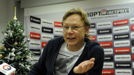 Четверг. Москва. Валерий КАРПИН.
