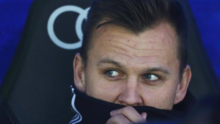 """Нападающий """"Реала"""" Денис ЧЕРЫШЕВ. Фото Reuters"""