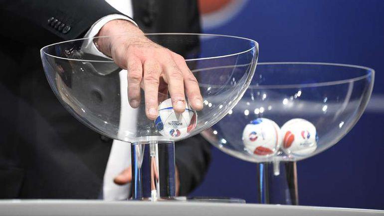 Сегодня пройдет жеребьевка Euro-2016. Фото AFP