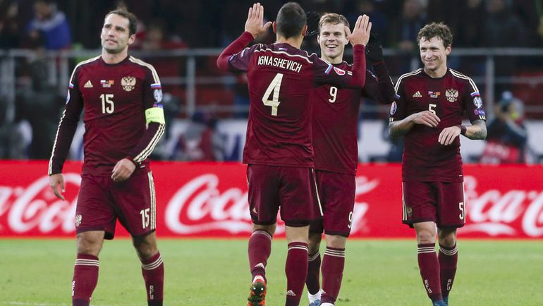 Константин Зырянов уверен, что сборной России повезло с жребием. Фото Reuters