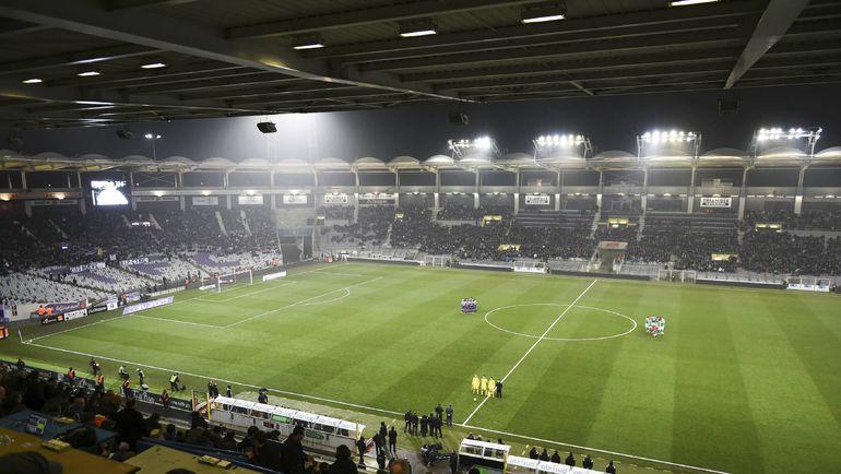 Тулуза. Городской стадион. Фото REUTERS