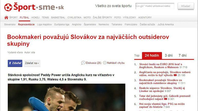 Sport.sme.sk.