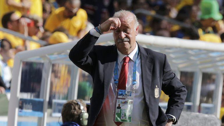 В Бразилии сборная Испании в ранге чемпиона мира не смогла выйти из группы, что вынудило Висенте Дель Боске пойти на существенное обновление своей команды. Фото REUTERS